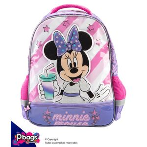 "Morral-165""-Backpack-Minnie-Bolsillo"