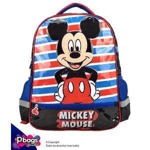 "Morral-165""-Backpack-Mickey-Bolsillo"