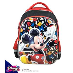 "Morral-165""-Backpack-Mickey-Realce"