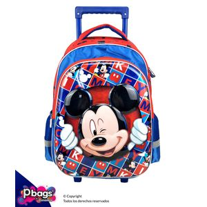 "Morral-165""-Trolley-Mickey-Relieve"