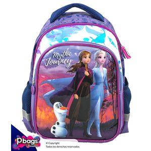 Morral-13--Backpack-Frozen-II-Metalizado