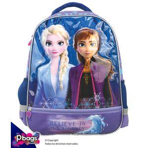 """Morral-165""""-Backpack-Frozen-II-Bolsillo"""