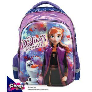 "Morral-165""-Backpack-Frozen-II-Relieve"