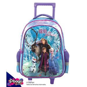 "Morral-165""-Trolley-Frozen-II-Metalizado"