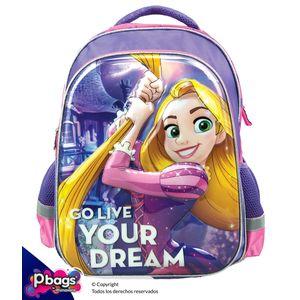 "Morral-165""-Backpack-Princesas-Realce"