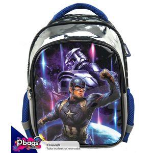 Morral-13--Backpack-Avengers-Metalizado
