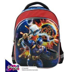Morral-13--Backpack-Avengers-Relieve