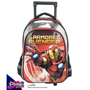 "Morral-165""-Trolley-Avengers-Brillante"