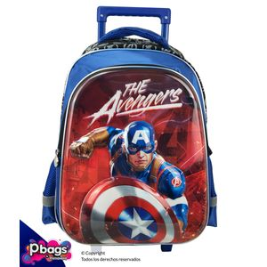 "Morral-165""-Trolley-Avengers-Relieve"