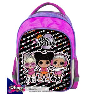 """Morral-165""""-Backpack-LOL-Surprise-Relieve"""