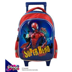 Morral-13--Trolley-Spiderman-Relieve