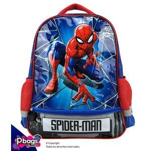 """Morral-165""""-Backpack-Spiderman-Bolsillo"""