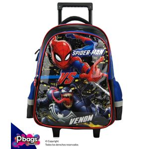 """Morral-165""""-Trolley-Spiderman-Realce"""