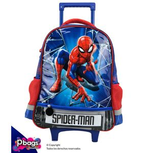"Morral-165""-Trolley-Spiderman-Bolsillo"