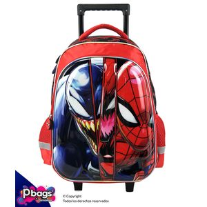 """Morral-165""""-Trolley-Spiderman-Relieve"""