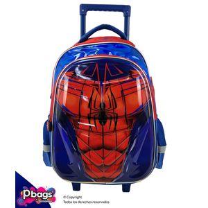 "Morral-165""-Trolley-Spiderman-Metalizado"