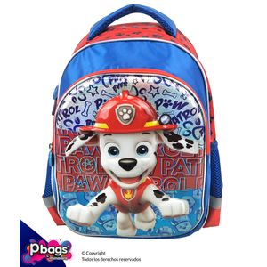Morral-13--Backpack-Paw-Patrol-Relieve