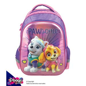 "Morral-165""-Backpack-Paw-Patrol-Relieve"