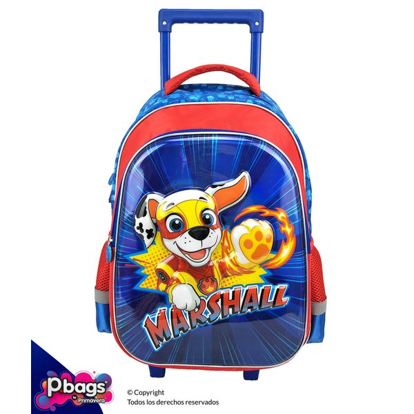 """Morral-165""""-Trolley-Paw-Patrol-Realce"""