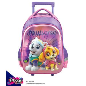 """Morral-165""""-Trolley-Paw-Patrol-Relieve"""