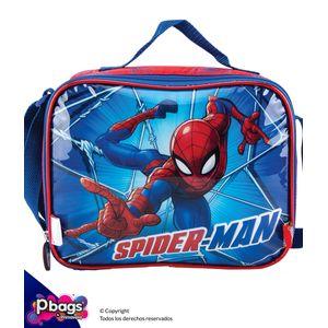 Lonchera-Spiderman-Azul-Oscuro