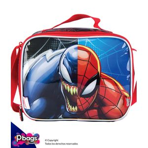 Lonchera-Spiderman-Negro