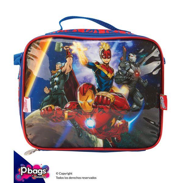 Lonchera-Avengers-Azul