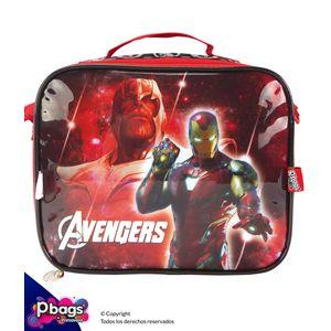 Lonchera-Avengers-Rojo