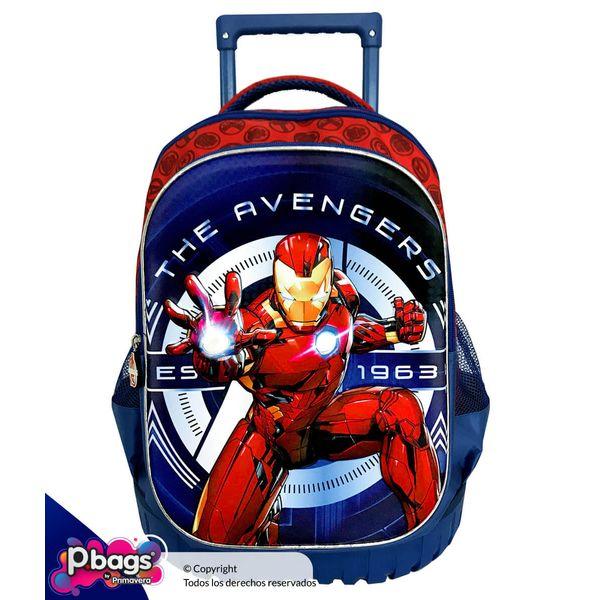 Morral-Super-Trolley-Avengers-Azul-Oscuro
