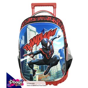 Morral-Super-Trolley-Spiderman-Rojo