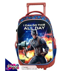 Morral-Super-Trolley-Avengers-Azul