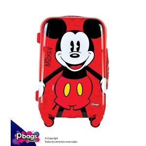 """Maleta-Mickey-20""""-Trolley-Disney"""