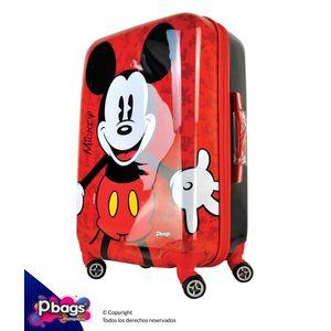 """Maleta-Mickey-24""""-Trolley-Disney"""