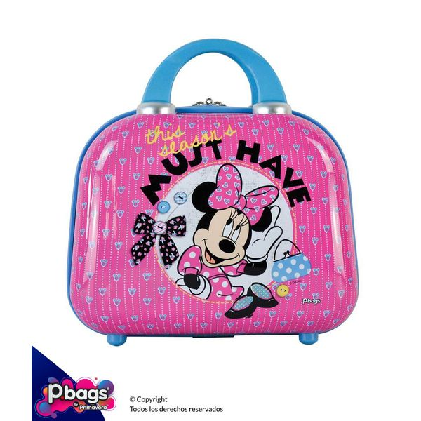 "Maleta-Minnie-13""-BeautyCase-Disney"