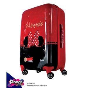 """Maleta-Minnie-24""""-Trolley-Disney"""