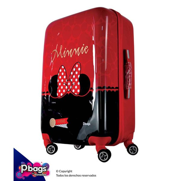 "Maleta-Minnie-24""-Trolley-Disney"