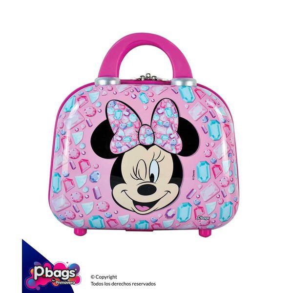 "Maleta-Minnie-Pink-13""-BeautyCase-Disney"