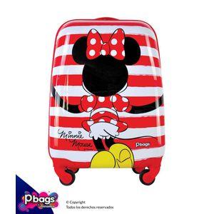 """Maleta-Minnie-Classic-16""""-Trolley-Disney"""