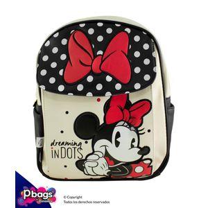 "Morral-11""-Backpack-Disney-Pers.-Minnie"