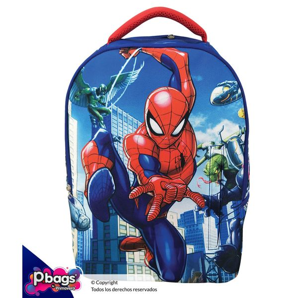 Morral-Junior-Backpack-Marvel-Spiderman