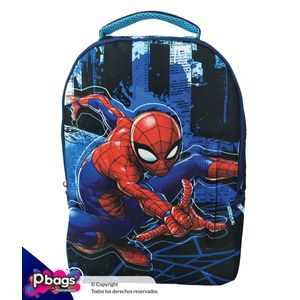 Morral-Junior-Backpack-Marvel-Spiderman-Pose