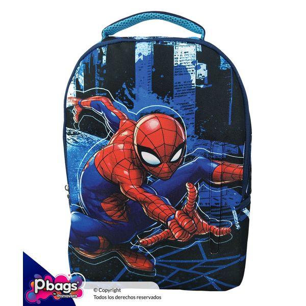 Morral-Junior-Backpack-Marvel-Spiderman-Pose