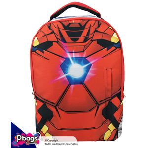 Morral-Junior-Backpack-Marvel-Iron-Man
