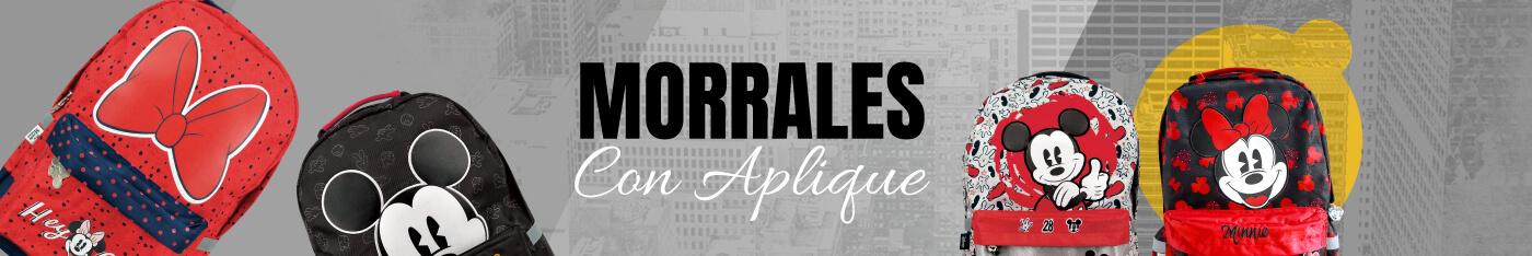 Morrales- Aplique