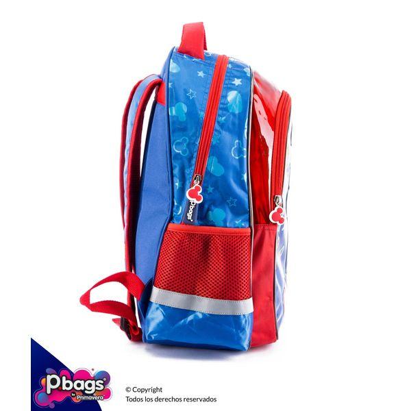 Morral-165-Backpack-Mickey-Metalizado-Izquierda