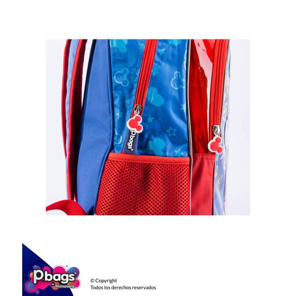 Morral-165-Backpack-Mickey-Metalizado-Puller