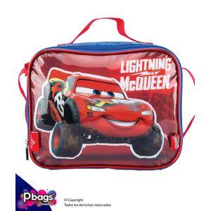 Lonchera-Cars-Rojo-Oscuro