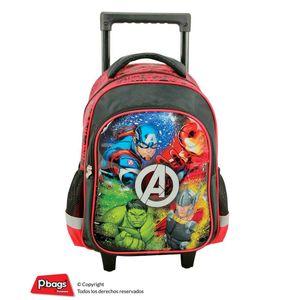 Morral-13--Trolley-Avengers-Negro