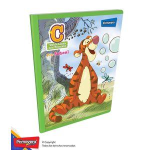 Cuaderno-Pre-School-C-Disney-Tigger