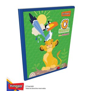 Cuaderno-Pre-School-C-Disney-Lion-King
